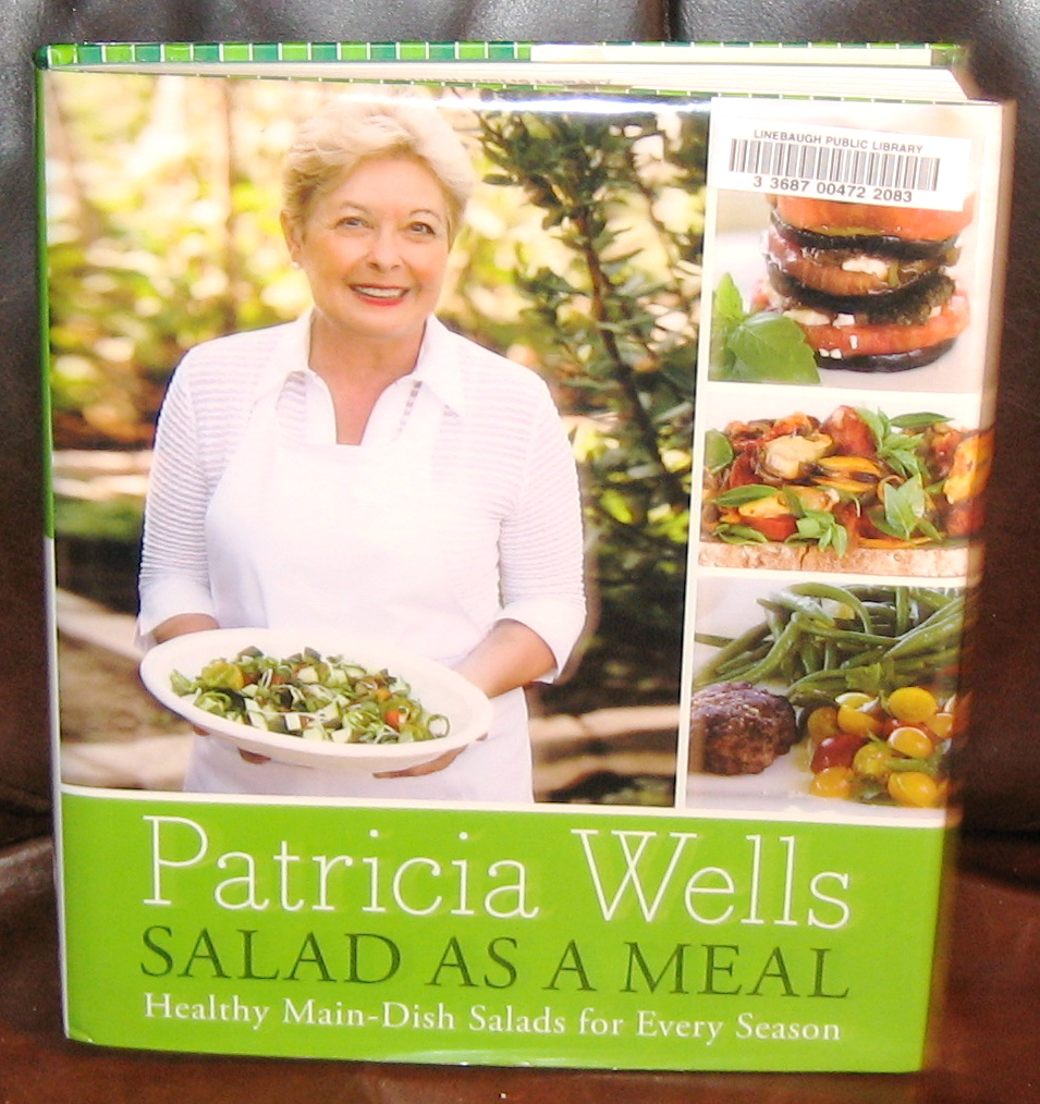 Cookbook by Patricia Wells
